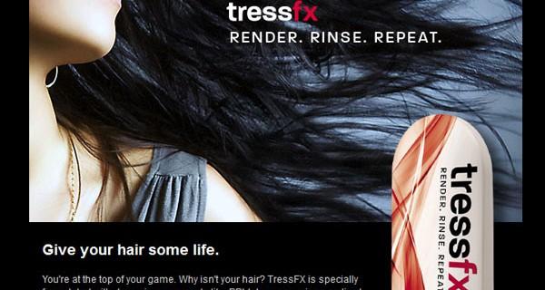 AMD TressFX